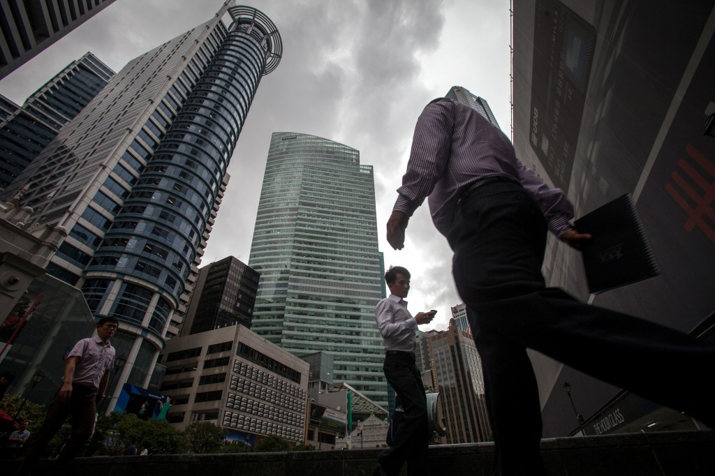 General Views Of Singapore Ahead Of Second-Quarter GDP Figures