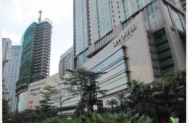 力宝商场信托将以3亿8,600万元购入力宝Kemang商场