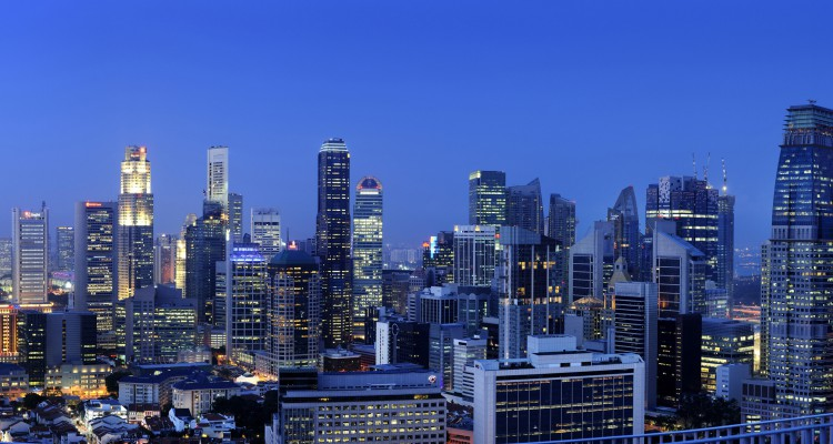 Singapore Cuts 2011 Growth Range as Global Risks Threaten Asia