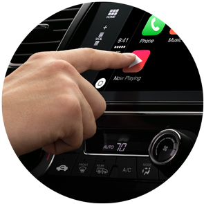 苹果的CarPlay系统