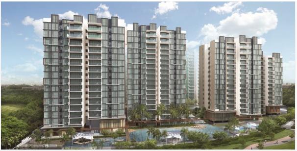 私宅销售预期在2015年依然淡静,目前在市场推出的新项目只有The Terrace