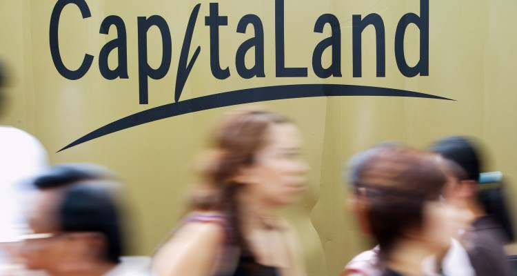 CAPITALAND EARNS