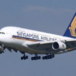 Singapore-Airlines-A380-landing