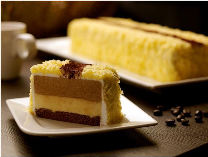 广受欢迎的榴莲卡布奇诺咖啡蛋糕消失三年后应需求再度回归