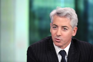 """Pershing Square Capital Management LP Founder And Chief Executive Officer William """"Bill"""" Ackman"""