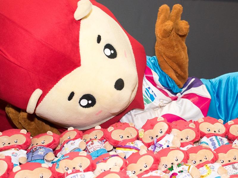 本届东运会吉祥物尼拉 照片来源:新加坡东运会组委会