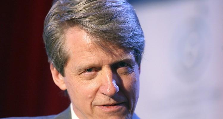 耶鲁大学经济与金融教授Robert Shiller