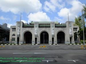 于2011年结束了79年的服务后,丹戎巴葛火车站将成为本届艺术节及前奏活动中多个节目的表演地点 照片来源:新加坡国际艺术节