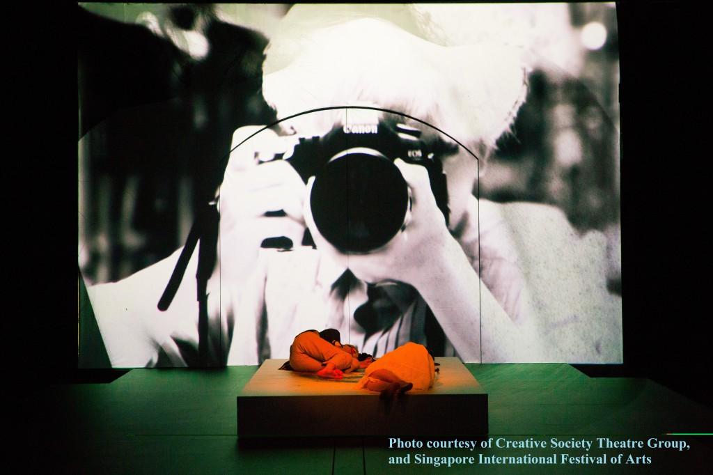 台湾梦首部曲:《西夏旅馆·蝴蝶书》 照片来源:新加坡国际艺术节