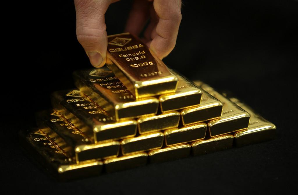 黄金曾是商品货币