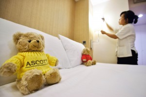 SING ASCOTT EARNINGS