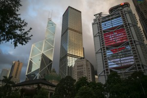 Images Of Cheung Kong Property Holdings Ltd. Developments As Company's Relists After Spun Off From CK Hutchison Holdings Ltd.
