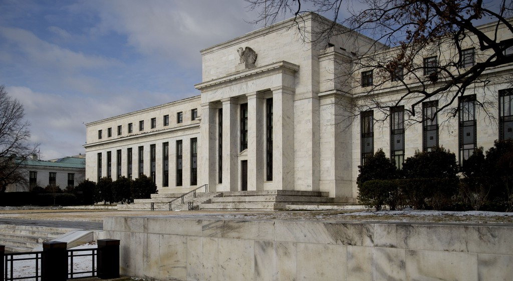 Views Of The Federal Reserve As FOMC Meets On Rates