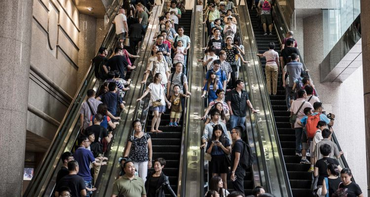 中国逾1亿人中产阶层的消费能力不可小觑