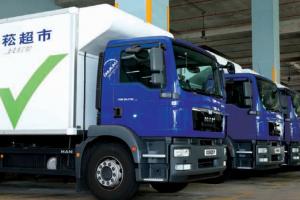 sheng siong lorries