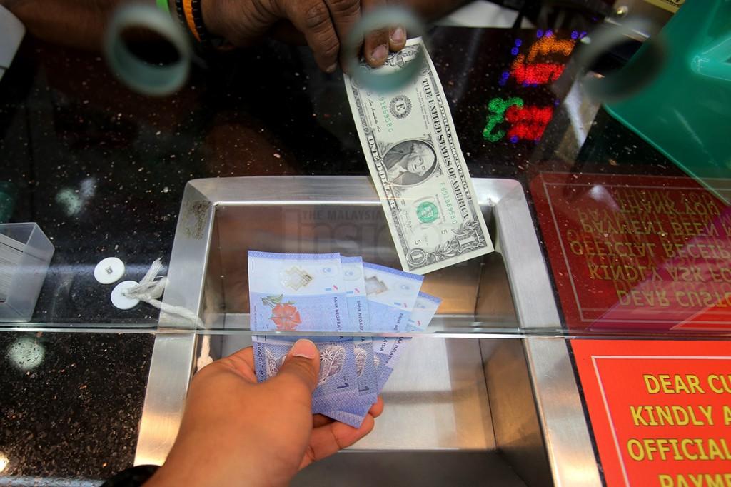 美元上涨令资金撤离新兴经济体