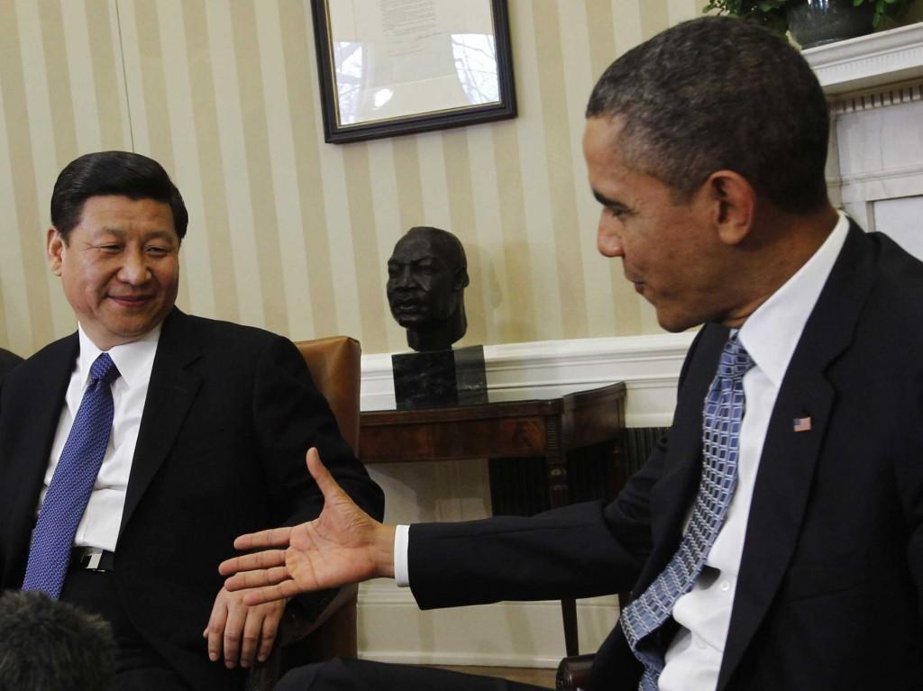 奥巴马的战略是围堵中国,重返亚洲,以防止中国的崛起。特朗普一上台,情况出现了很大的改变