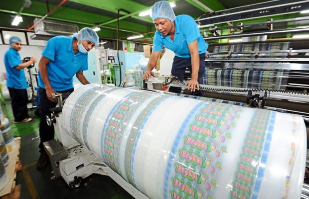 thin-gauge packaging plant - slp resources