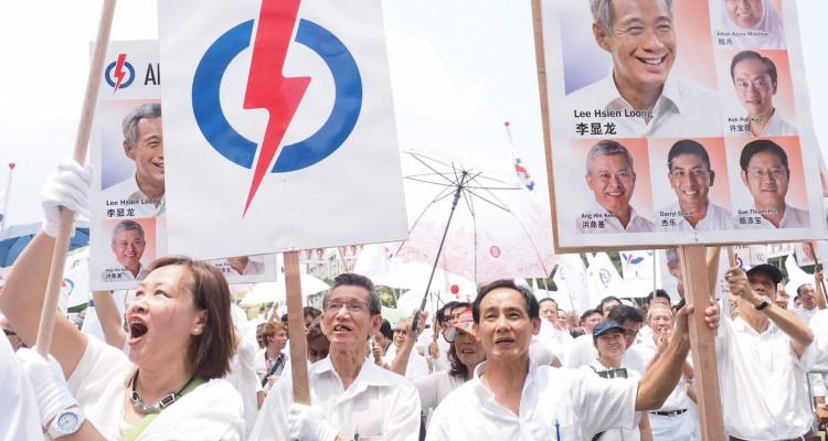 singapore election