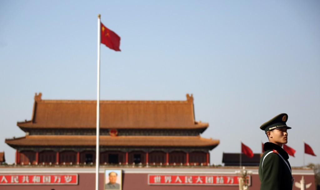 """""""习近平新时代中国特色社会主义思想""""写入党章。这是继毛泽东、邓小平之后第三个党章内有冠名的思想、理论"""