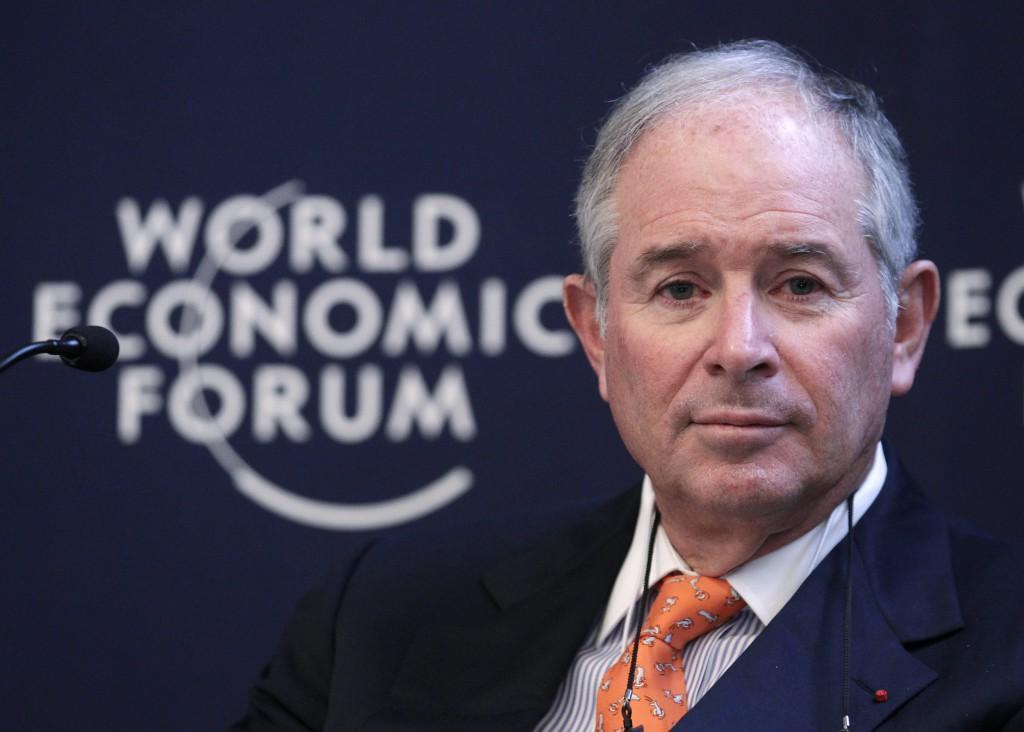 施瓦茨曼:流动性减低可能会引发下一场金融危机;图源:Business Insider