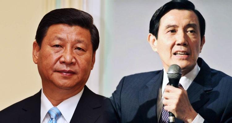 Xi and Ma