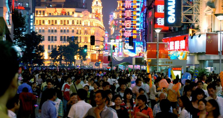 china's consumer market - pic