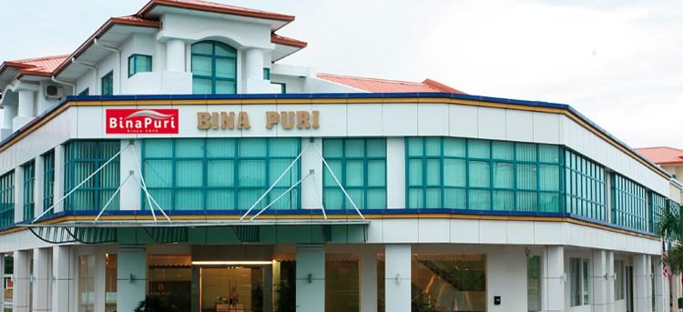 Bina Puri - building pic