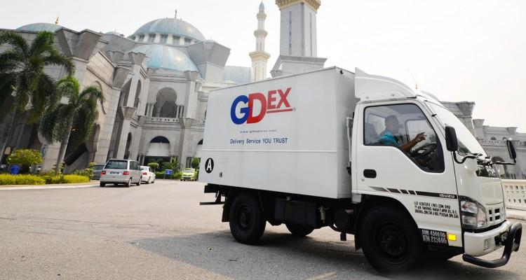 GDEX - van image