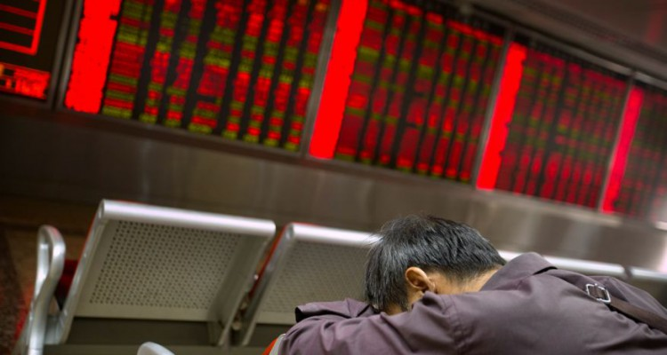 chinese stock up