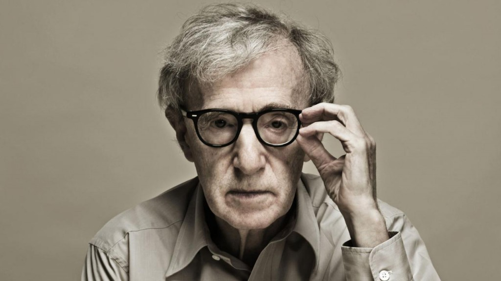 Woody Allen:双性恋找到伴的机会比较高(图片来源:Telegraph)