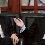 芒格(左)及巴菲特 照片来源:DailyFinance/AP, Nati Harnik