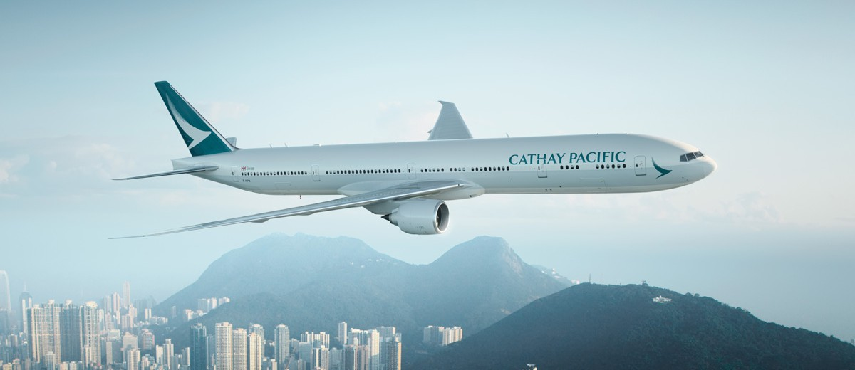 Cathay Pacific 2