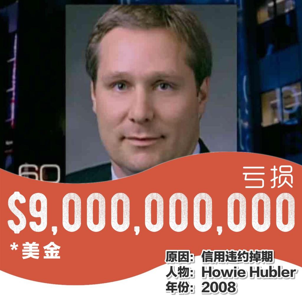 Howie Hubler