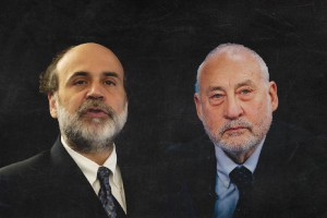 Bernanke and Stiglitz