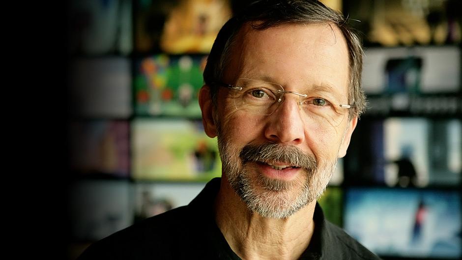 皮克斯及迪士尼动画工作室的总裁Ed Catmull