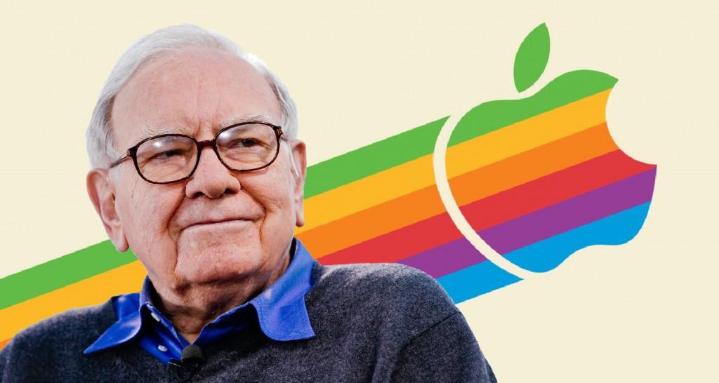 他口口声声说很喜欢的苹果股份只是排第二,仍然低于富国银行。巴菲特手上的金融股市值那么高,说明他目前最看重的板块是银行金融股。资讯科技股在他的名单内,也只有苹果公司排在前面