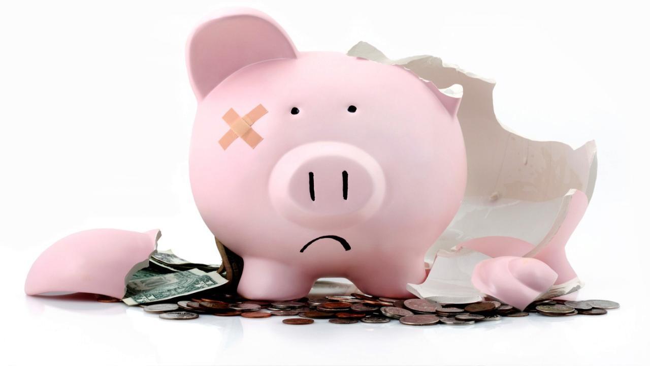 利率偏低,对存钱的人(saver)不利