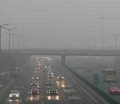 peking air pollution