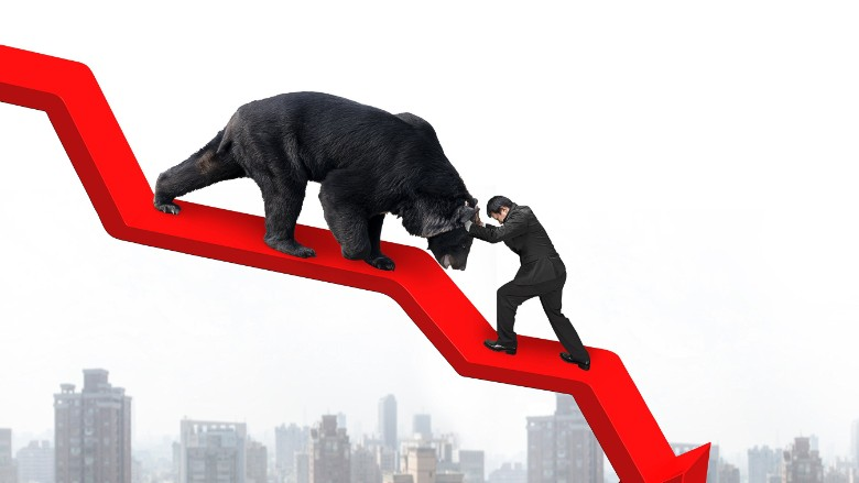 卖空,不是跟熊作对,而是跟熊做朋友
