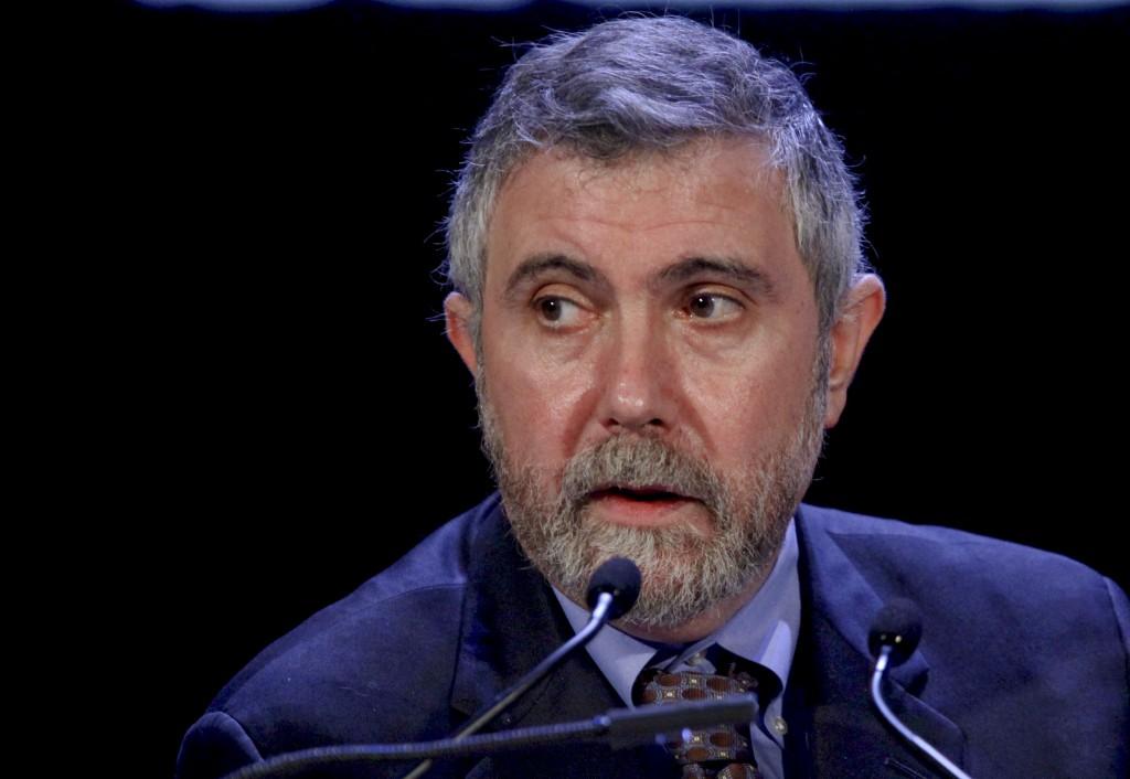 经济学家保罗·克鲁格曼(Paul Krugman)