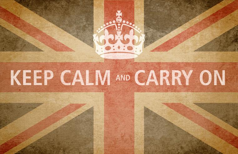 british calm