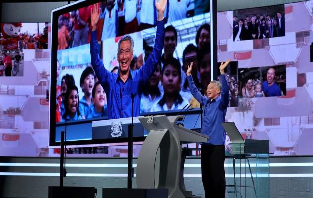 2019年很可能是新加坡选举年。一向来,选举年应该有一些国民喜欢的好消息,这对股市也有利 照片来源:总理公署(MCI Photos by Chwee)