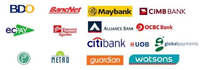 GHL系统的部份客户/合作伙伴。图片来源:GHL系统的网站
