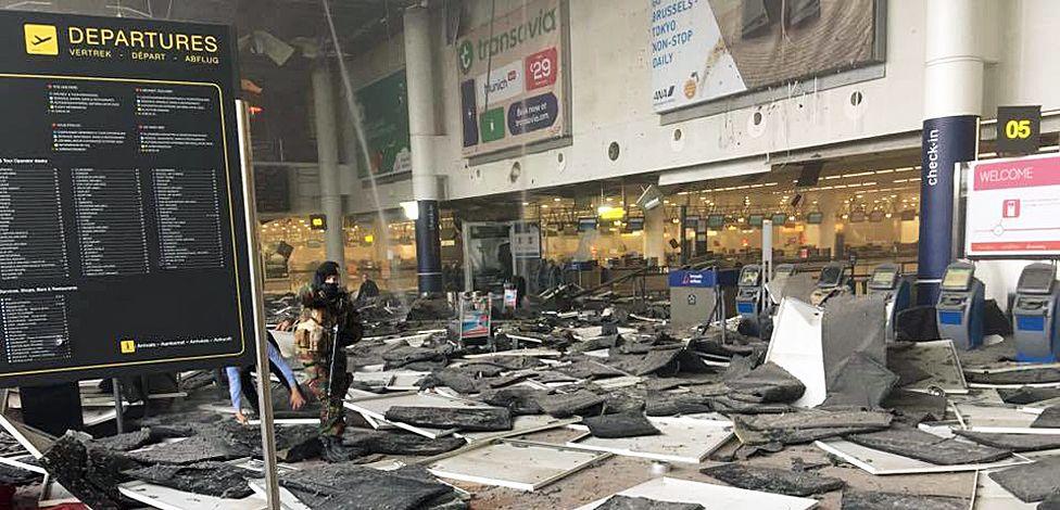 Brussel Attack 2016