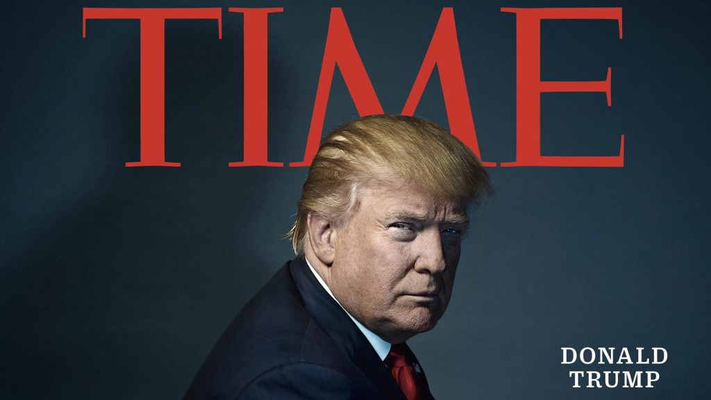 Donald Trump, TIME's Person of the Year
