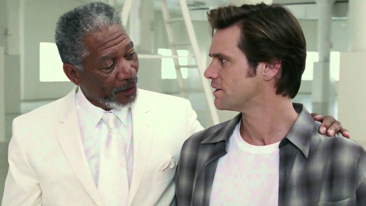 Bruce Almighty Morgan Freeman