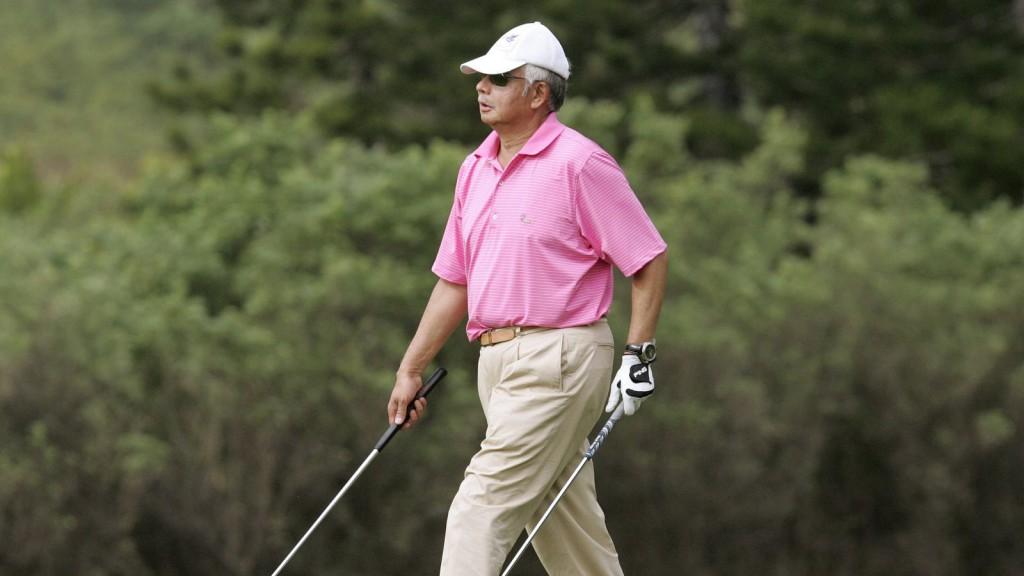 打高尔夫球对国家领导人来说是重要技能