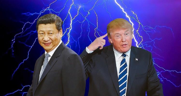 """中国开始卖关子,以""""量与质""""的声明为反击的手法,出谜题让特朗普猜,警告特朗普中方不想再开牌了。开牌战,对方可以预先计算损失有多大,挨不挨得起"""