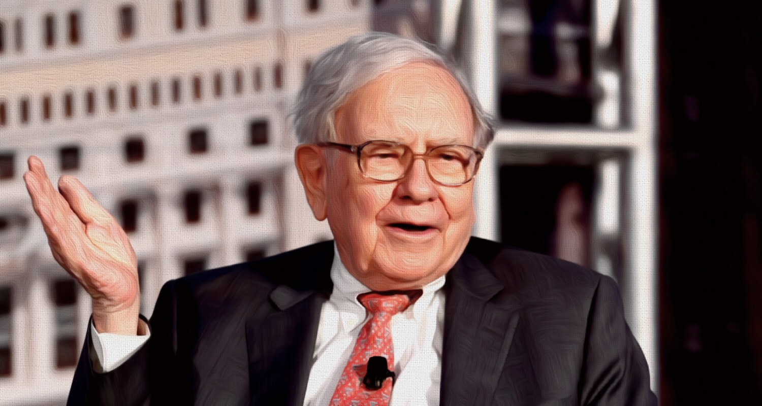 Buffett Painting